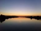 Dunai naplemente Komáromnál